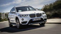 BMW X1 2015: foto LIVE e info - Immagine: 17