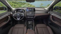 BMW X1 2020, gli interni