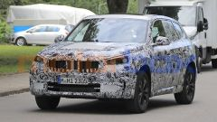 BMW X1 2022, il frontale