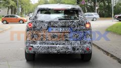 BMW X1 2022, il posteriore