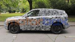 BMW X1 2022, vista lato sinistro