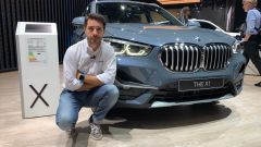 BMW X1 restyling, in video dal Salone di Francoforte 2019 - Immagine: 1