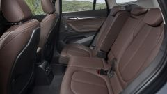 BMW X1 Restyling: divanetto posteriore