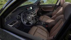 BMW X1 Restyling: il posto di guida