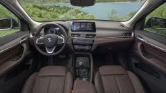 BMW X1 Restyling: la plancia