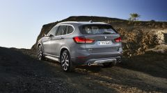 BMW X1 Restyling: posteriore