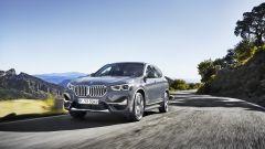 BMW X1 Restyling: vista anteriore