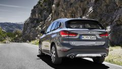 BMW X1 Restyling: vista posteriore