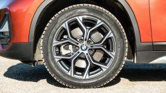 BMW X1 xDrive20d, dettaglio della ruota