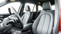 BMW X1 xDrive20d: il posto di guida