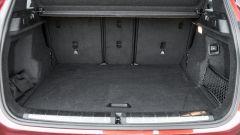 BMW X1 xDrive20d: il vano posteriore
