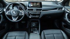 BMW X1 xDrive20d, la plancia