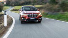 BMW X1 xDrive20d, la prova su strada