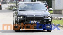 BMW X2 2021: le nuove immagini del facelift