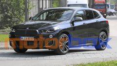 BMW X2 2021: novità soprattutto nel frontale