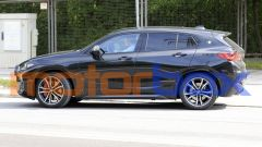 BMW X2 2021: visuale laterale