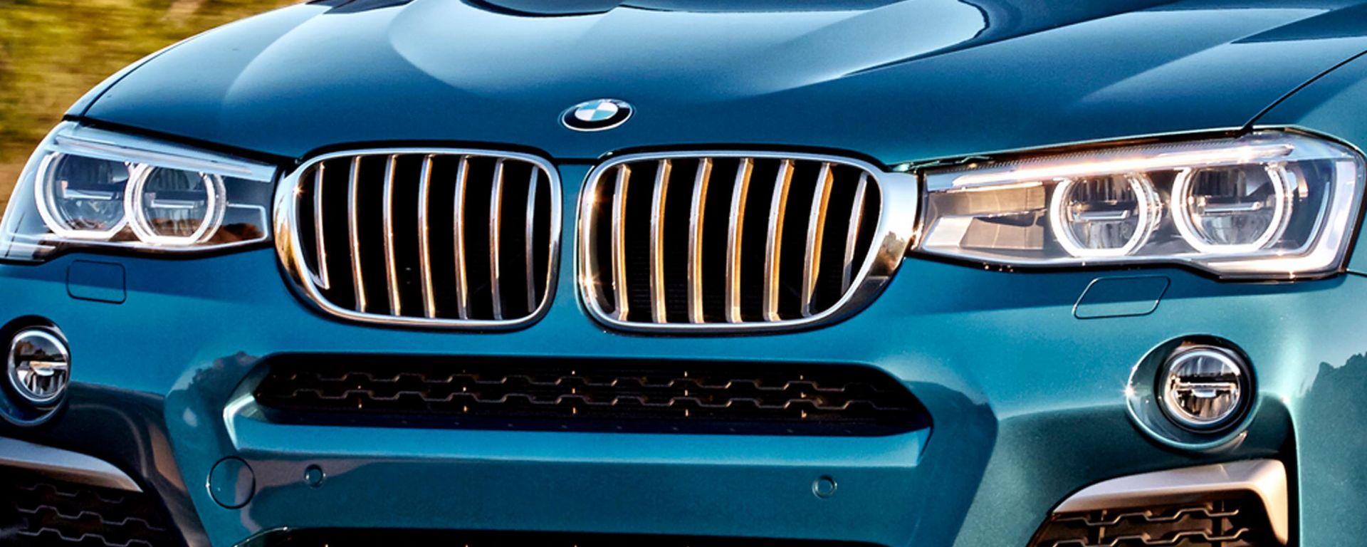 BMW X2: al Salone di Parigi 2016 debutterà una concept della versione coupé della X1