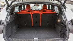 BMW X2: il bagagliaio misura da 470 a 1.355 litri