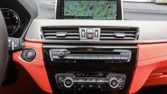 BMW X2: il sistema infotainment da 8,8 pollici comandabile anche dal rotellone centrale