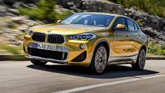 BMW X2: in città si fa notare... e guidare [VIDEO] - Immagine: 1