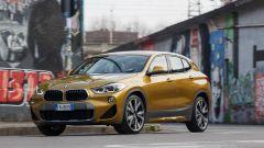 BMW X2: in città si fa notare... e guidare [VIDEO] - Immagine: 4