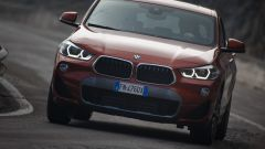BMW X2: in città si fa notare... e guidare [VIDEO] - Immagine: 12