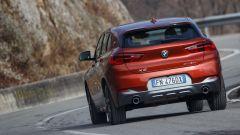 BMW X2: in città si fa notare... e guidare [VIDEO] - Immagine: 13