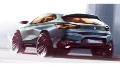 BMW X2: le foto ufficiali e il video - Immagine: 42
