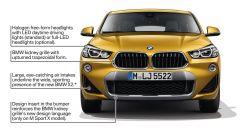 BMW X2: le foto ufficiali e il video - Immagine: 36