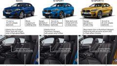 BMW X2: le foto ufficiali e il video - Immagine: 38