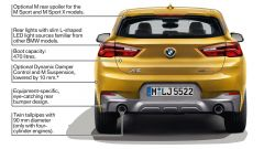 BMW X2: le foto ufficiali e il video - Immagine: 39