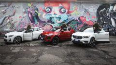 BMW X2 vs Jaguar-Pace vs Volvo XC40