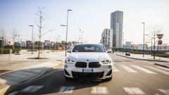 BMW X2 xDrive20d Msport: la prova su strada - Immagine: 16