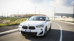 BMW X2 xDrive20d Msport: la prova su strada - Immagine: 17