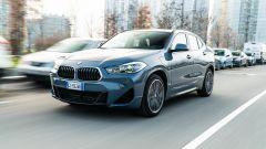 BMW X2 xDrive 25e: la prova dell'ibrido plug-in che sfida il diesel - Immagine: 1