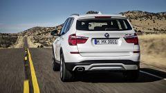 BMW X3 2014 - Immagine: 8