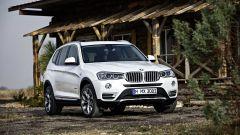 BMW X3 2014 - Immagine: 11