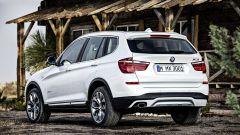 BMW X3 2014 - Immagine: 18
