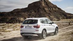 BMW X3 2014 - Immagine: 3