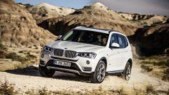 BMW X3 2014 - Immagine: 6