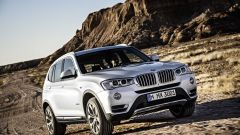 BMW X3 2014 - Immagine: 4