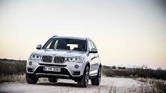 BMW X3 2014 - Immagine: 15
