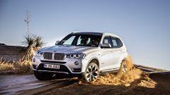 BMW X3 2014 - Immagine: 7
