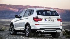 BMW X3 2014 - Immagine: 14