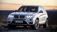 BMW X3 2014 - Immagine: 2