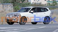 BMW X3 2021: visuale di 3/4 anteriore