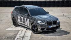 BMW X3 M e X4 M: le prime immagini ufficiali dei SUV sportivi - Immagine: 5
