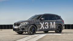 BMW X3 M e X4 M: le prime immagini ufficiali dei SUV sportivi - Immagine: 6