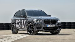 BMW X3 M e X4 M: le prime immagini ufficiali dei SUV sportivi - Immagine: 8
