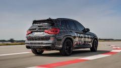 BMW X3 M e X4 M: le prime immagini ufficiali dei SUV sportivi - Immagine: 9